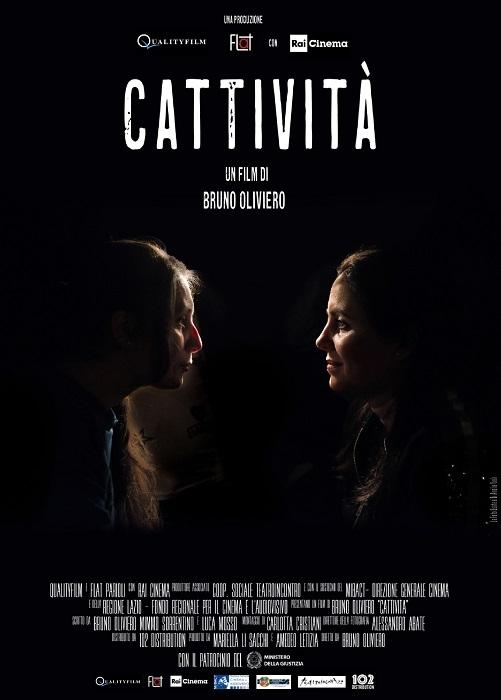 Esce il 12 marzo su CHILI, CGDIGITAL E ITUNES il documentario Cattivit� diretto da Bruno Oliviero, distribuito da 102 Distribution e a cura di Luca Mosso, Bruno Oliviero e Mimmo Sorrentino