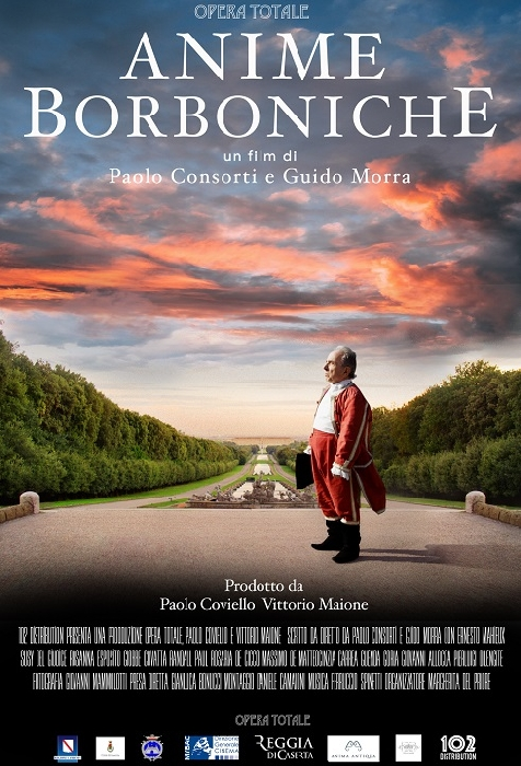 Esce il 14 gennaio su Prime Video, distribuito da 102 Distribution, il film Anime Borboniche