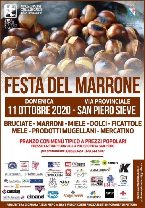 11/10 - San Piero a Sieve (FI) - Festa del Marrone