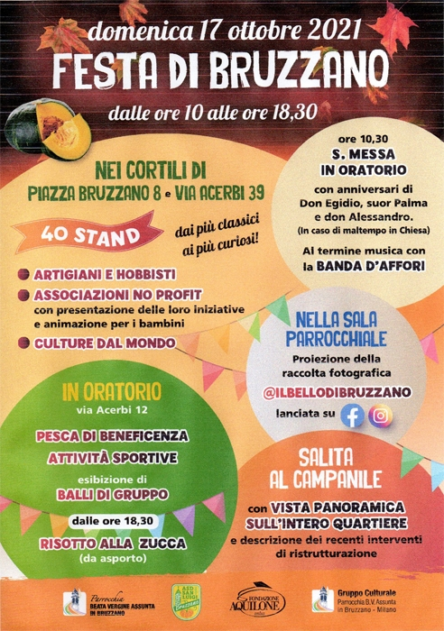 17/10 - Bruzzano - Milano - Festa di Bruzzano