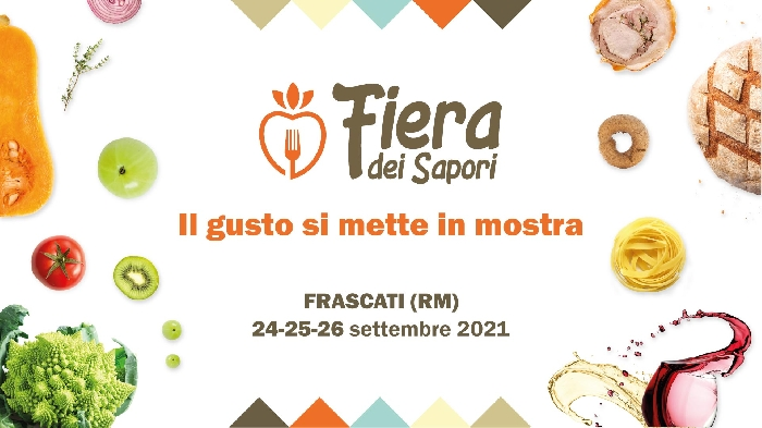 Dal 24 al 26 Settembre - Frascati (RM) - Fiera dei Sapori