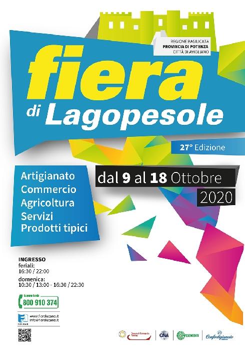 Dal 9 al 18 Ottobre - Avigliano (PZ) - Fiera di Lagopesole