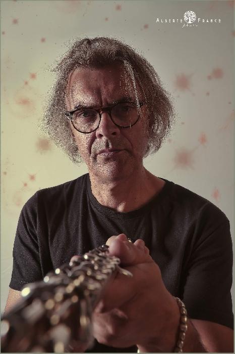 Franco Olivero - fotografia di Alberto Franco