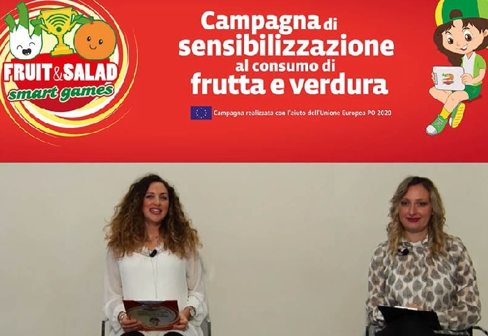 Fruit and Salad Smart Games diventa un format televisivo