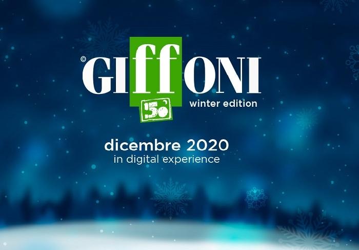 GIFFONI50 WINTER EDITION, DAL 26 AL 30 DICEMBRE PROSEGUE LA PRIMA EDIZIONE NATALIZIA