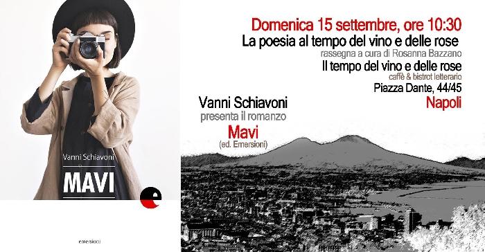 Gianni Schiavoni presenta il romanzo