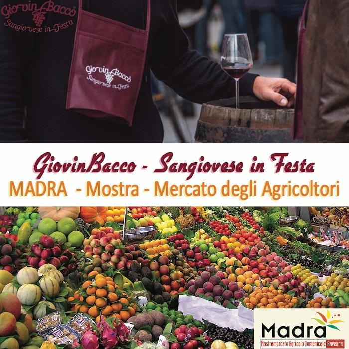 Dal 20 al 31 Ottobre - Ravenna - GiovinBacco - Sangiovese in Festa