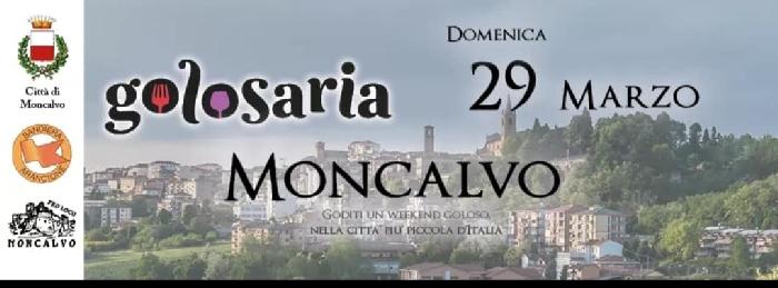 29/03 - Moncalvo (AT) - Golosaria