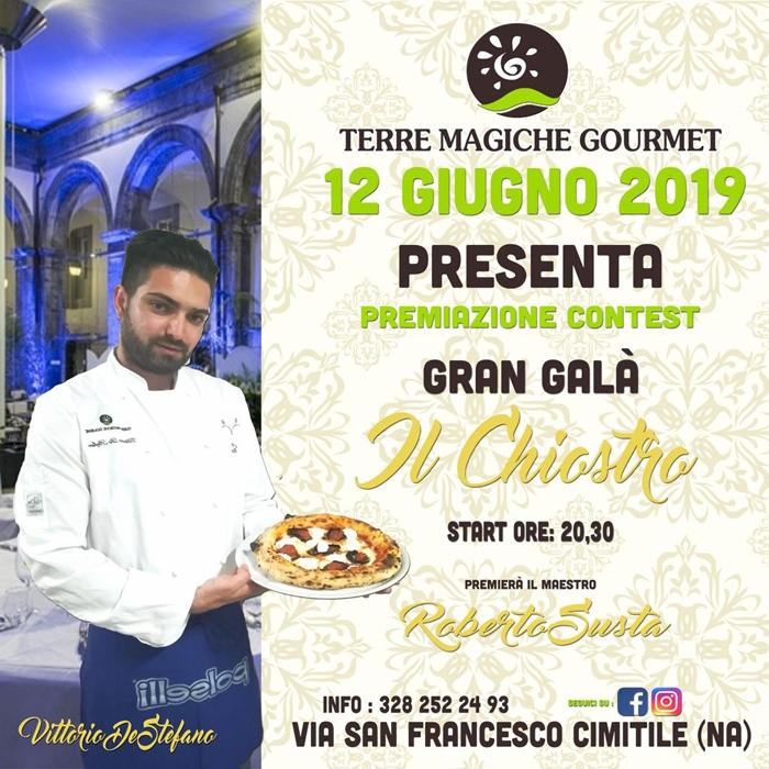Gran Gala Premiazione per il vincitore del contest di Terre Magiche Gourmet