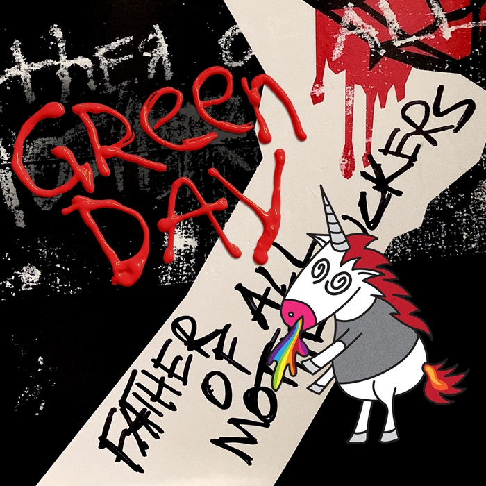 Green Day - Father Of All�