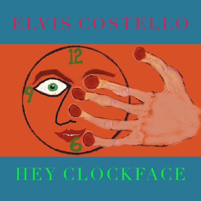 Hey Clockface, il nuovo album di Elvis Costello