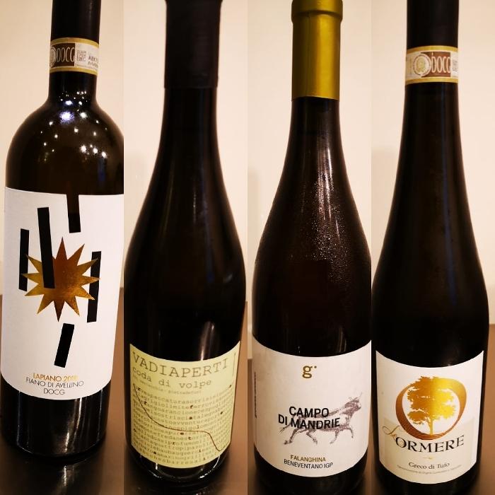 I 4 vini di oggi