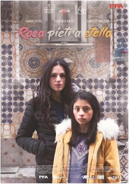 Rosa pietra stella, film di Marcello Sannino con Ivana Lotito, Ludovica Nasti e Fabrizio Rongione, in sala dal 27 agosto, sarà in anteprima nazionale il 21 agosto al Giffoni Film Festival e il 26 al Pesaro Film Festival