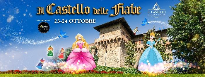 23 e 24 Ottobre - Castello Capitano delle Artigliere - Castrocaro Terme (FC) - Il Castello delle Fiabe