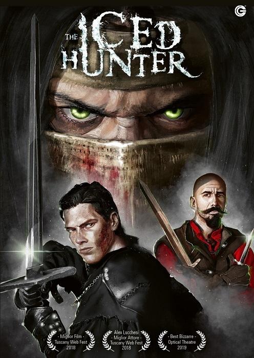 Il fantasy-horror indipendente The Iced Hunter di Davide Cancila è disponibile in dvd sul sito della CG Entertainment