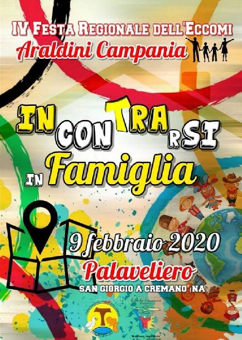 09/02 - Palaveliero - San Giorgio a Cremano (NA) - Incontrarsi in famiglia