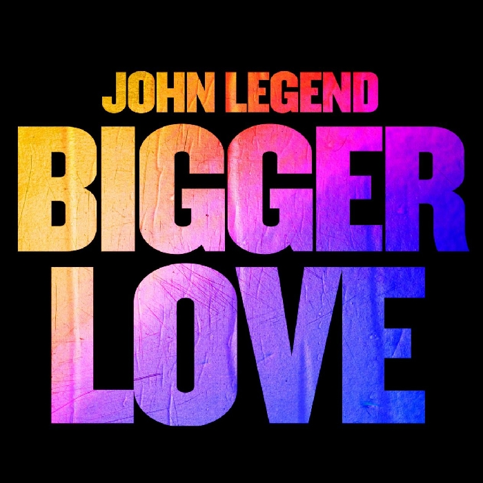 """JOHN LEGEND: il 19 giugno esce il nuovo album """"BIGGER LOVE"""", già disponibile in pre-order."""