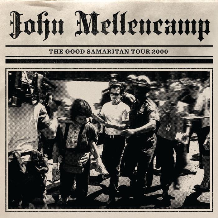 John Mellencamp - The Good Samaritan Tour 2000 dal 27 Agosto 2021