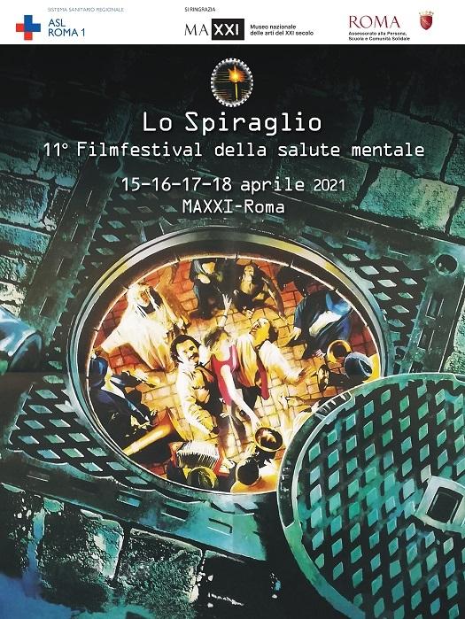 LO SPIRAGLIO - Filmfestival della Salute Mentale a Roma 15-18 APRILE
