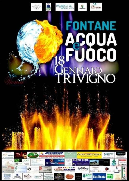 18/01 - Trivigno (PZ) - La Notte dei falò e dei desideri