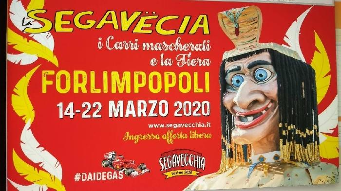 Dal 14 al 22 Marzo - Forlimpopoli (FC) - La Segavecia 2020
