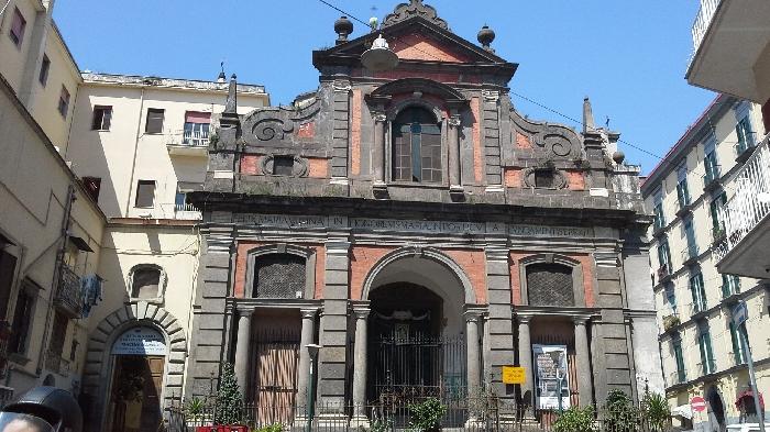 La chiesa di Santa Maria in Portico