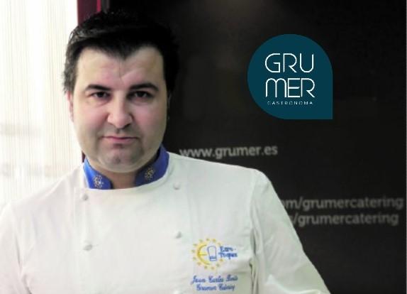 Lo chef spagnolo Juan Carlos Benito Ciria