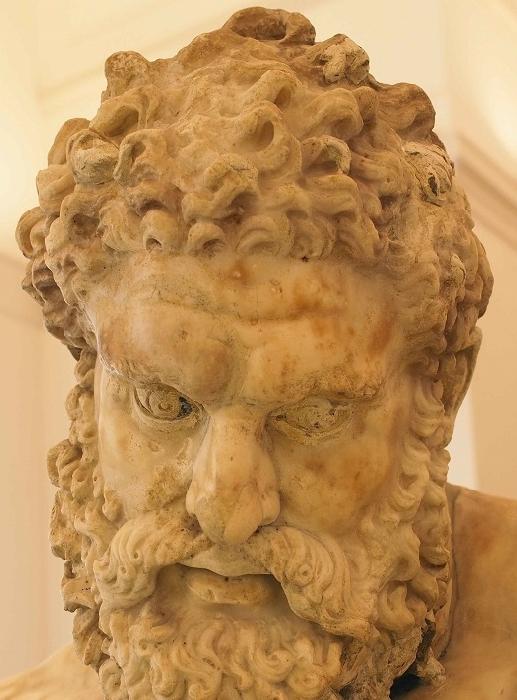 MANN in Colours, nuove evidenze cromatiche sull'Ercole Farnese, capolavoro del Museo