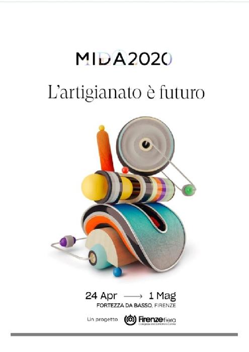 Dal 24 Aprile al 1° Maggio - Fortezza da Basso - Firenze - MIDA 2020: L