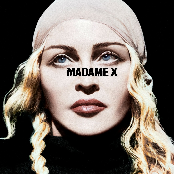 Madonna - Madame X (cover versione digitale e cover Deluxe Box Set)
