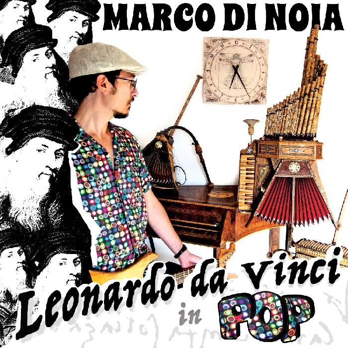 Marco di Noia - Leonardo da Vinci in pop (cover)