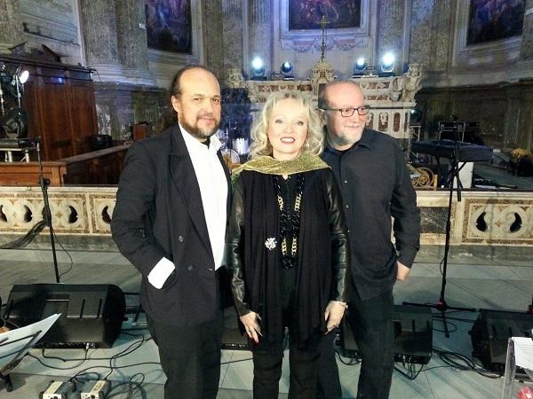 Maresa Galli Trio a Sala Ich�s serata jazz - 1 febbraio ore 21