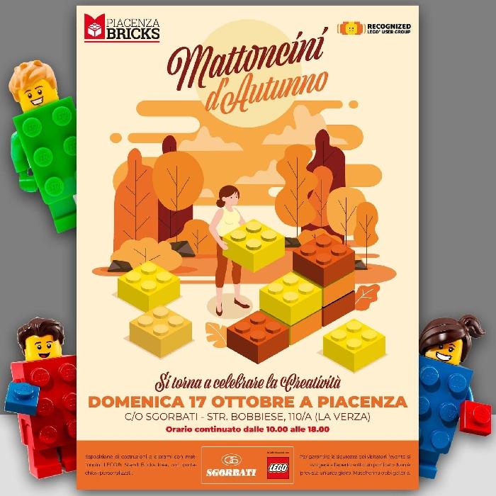 17/10 - Piacenza - Mattoncini d