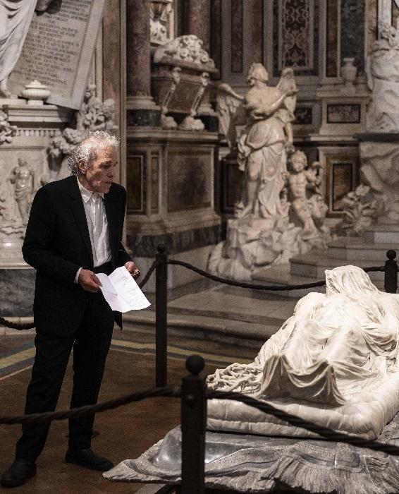 Museo Cappella Sansevero, performance online Laments con Abel Ferrara, marted� 18 maggio ore 12