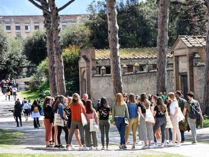 Nasce il Laboratorio del paesaggio vesuviano, le scuole e i Parchi archeologici di Pompei e Ercolano diventano partner