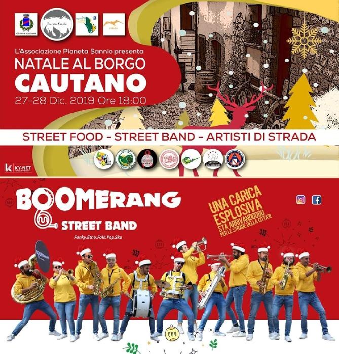 27 e 28 dicembre - Cautano (BN) - Natale al Borgo