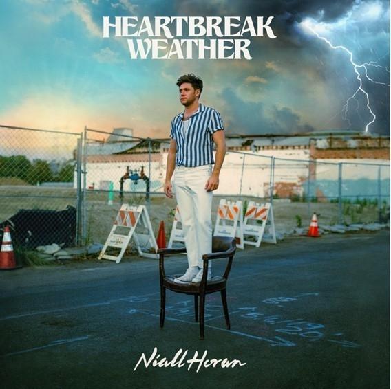 Niall Horan - cover Heartbreak Weather