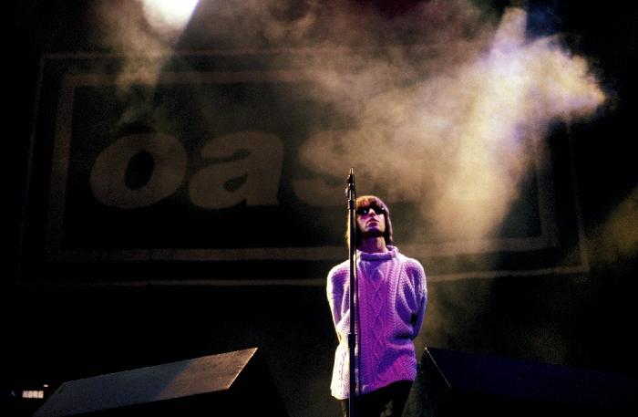 Oasis - Credit Roberta Parkin
