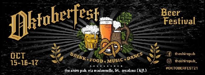 Dal 15 al 17 Ottobre - Ercolano (NA) - Oktoberfest, beer festival