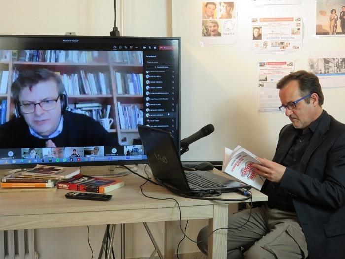Orientale, la critica cinematografica con Giuseppe Borrone ospite del Lab di Giordano