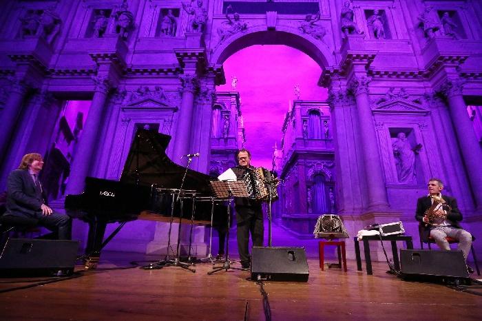 15 giugno: Jazz is Back! Il primo importante concerto jazz dal vivo in teatro in Italia dopo il lockdown