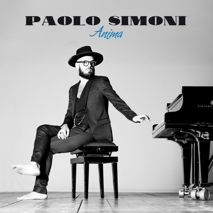Paolo Simoni - cover Anima