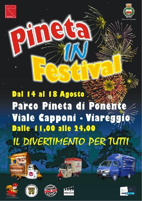 Pineta in Festival
