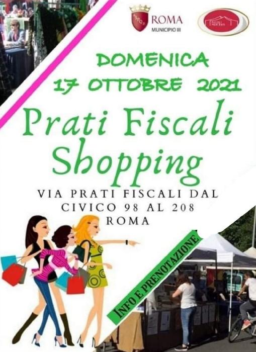 17/10 - Via Prati Fiscali - Roma - Prati Fiscali Shopping