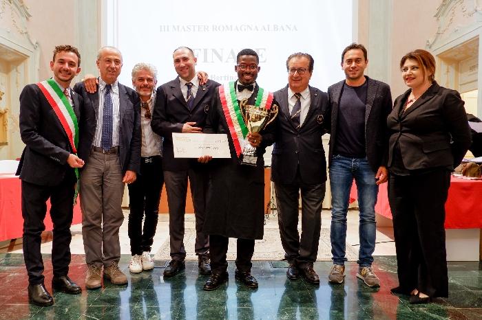 Premiazione III Edizione del Master dell�Albana