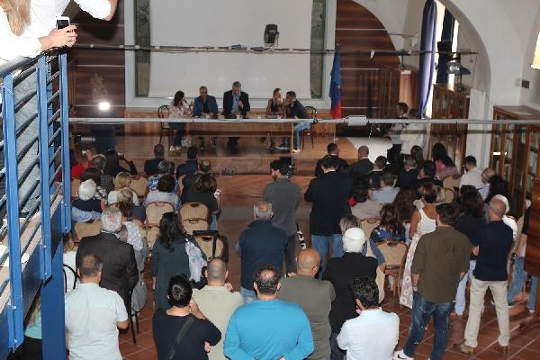 Premio Massimo Troisi XVII Edizione - Platea conferenza stampa