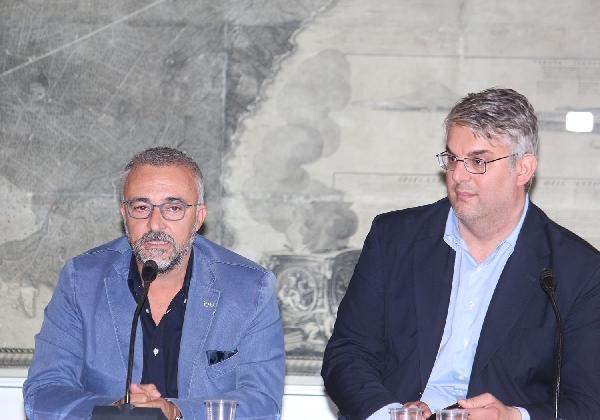 Premio Massimo Troisi XVII Edizione - Paolo Caiazzo e Giorgio Zinno