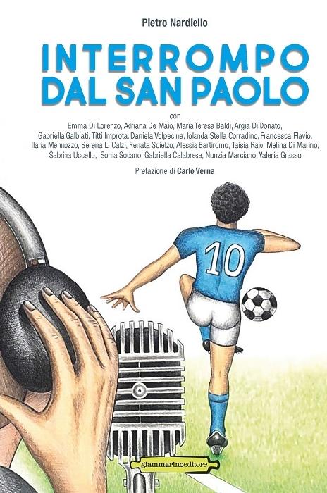 Presentazione venerdì 7 agosto alle ore 17, presso il Lido Don Pablo di Ischitella Castel Volturno (Caserta) del libro Interrompo dal San Paolo