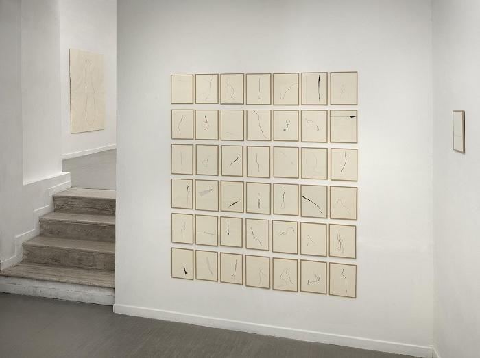 Prorogata fino al 15 aprile la mostra di Beatrice Pediconi dal titolo Nude alla Sara Zanin Gallery, Roma