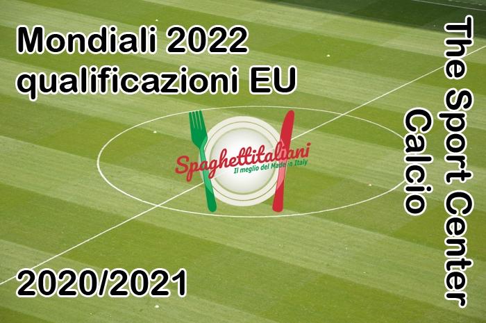 Qualificazione Campionati Mondiali 2022 - Europa - Risultati e Classifiche 3ª Giornata - Gironi B, C, D, F e J